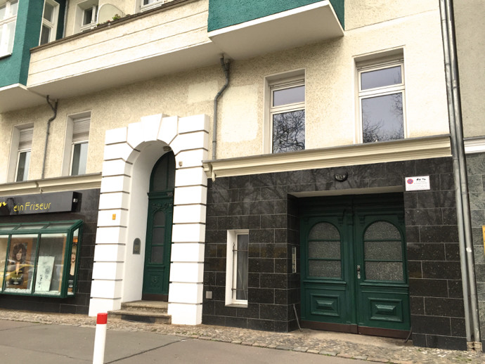 studio in berlin prenzlauer berg - vacant from 5th semptember 2018